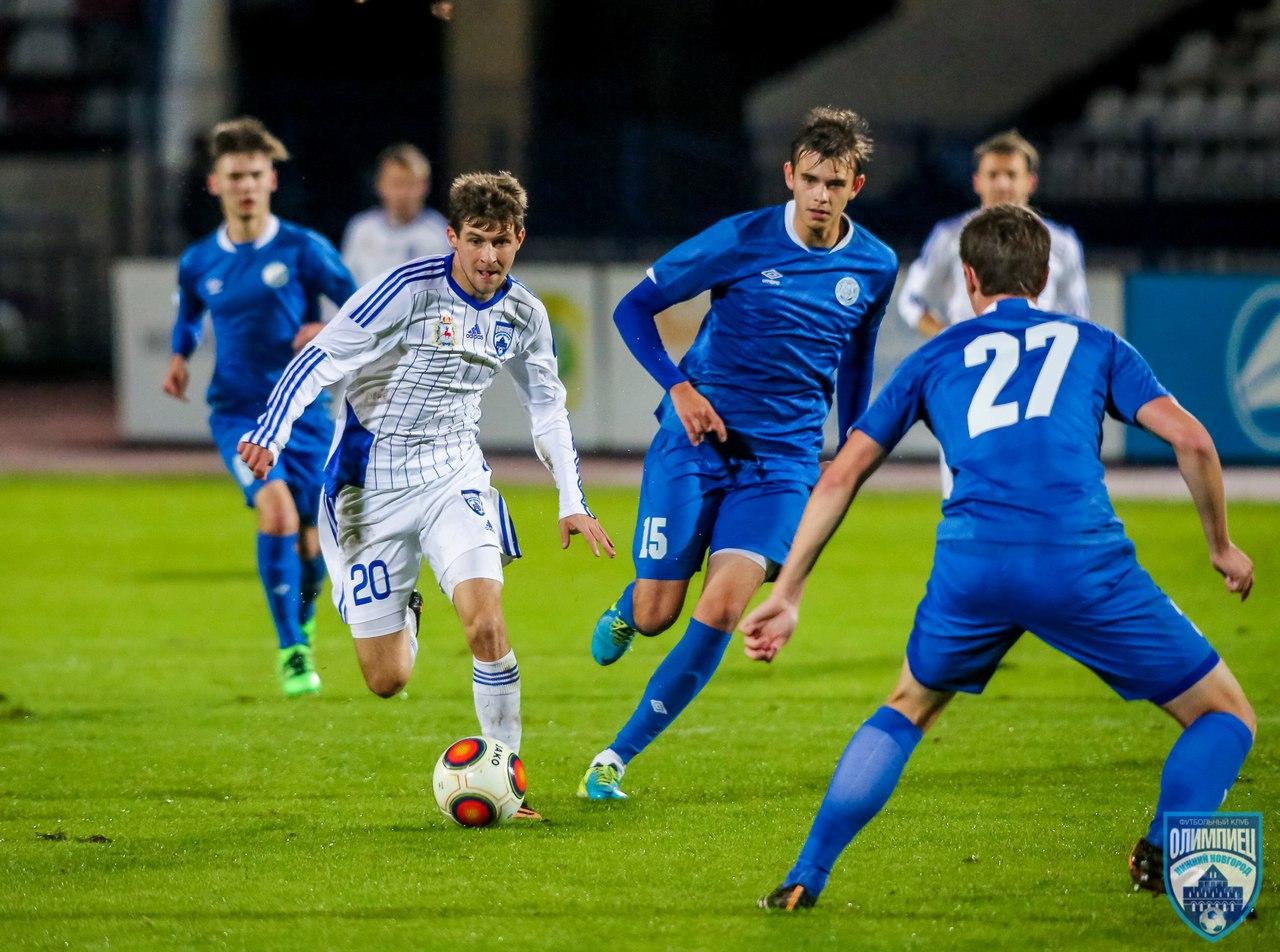 Нижегородский «Олимпиец» обыграл «Динамо» сразгромным счетом