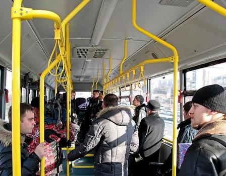 Доначала весны кировчане смогут ездить вгородском транспорте за19 руб.