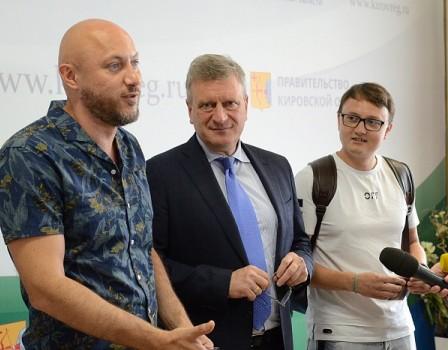 Губернатор Кировской области сделал своими советниками КВНщиков