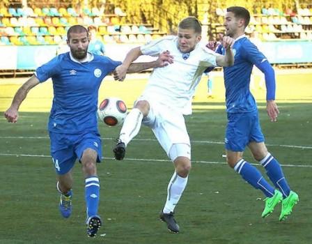 Нижегородский «Олимпиец» вышел напервое место вчемпионате ПФЛ