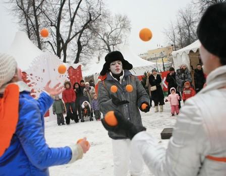 Вдень Кировской области наТеатральной площади развернутся гуляния