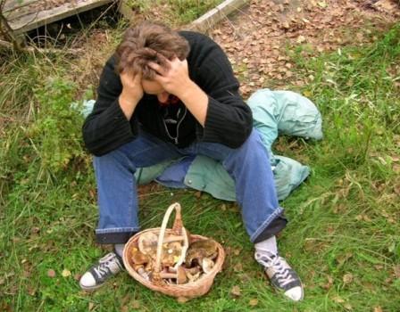 Влесу Нолинского района заблудилась женщина с5-летней дочкой