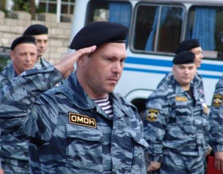 ВПриамурье создаются войска государственной гвардии
