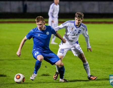 Футболисты нижегородского «Олимпийца» разгромили кировское «Динамо» срезультатом 7:0