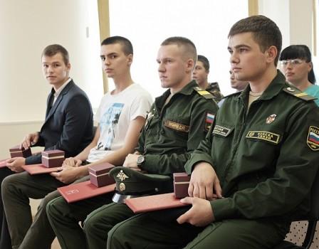Закончилась отправка ульяновских призывников весеннего призыва
