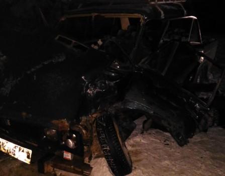 Старый шофёр умер в трагедии 16+
