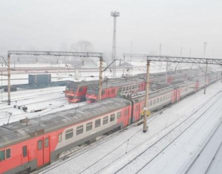 Навремя новогодних праздников вКазани изменят расписание пригородных поездов