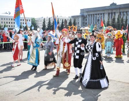 Кировчан приглашают принять участие всказочном велопараде