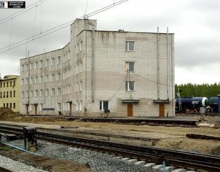 Железнодорожные КВ-радиостанции