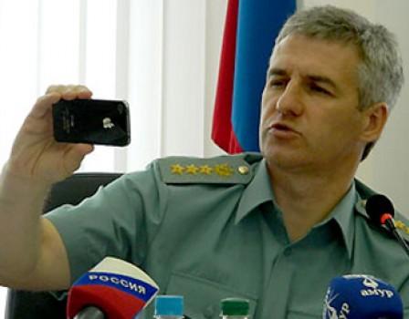 А. Парфёнчиков встретился сГглавным федеральным инспектором поКировской области В. Климовым
