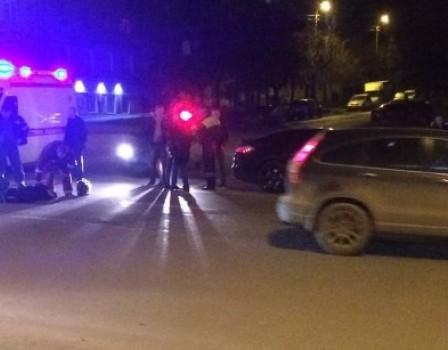 Наводителя Порш Panamera, сбившего 2-х пешеходов, завели уголовное дело