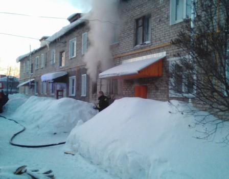 ВКировской области при пожаре погибли два брата