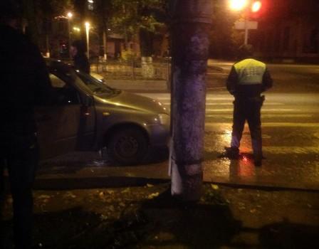 ВКирове нетрезвого полицейского сократили после ночных гонок
