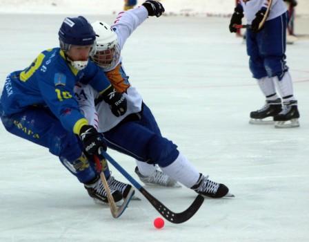 Нижегородский «Старт» сыграл вничью скировской «Родиной» вматче Суперлиги
