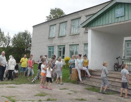 ВКировской области встенах школы строят ночной клуб