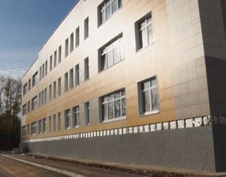 Строительство школы в«Зиновых» подходит кконцу