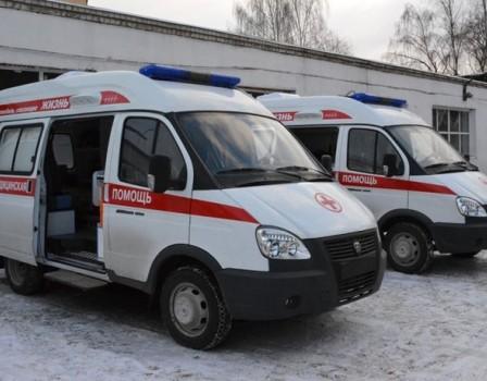 ВКировской области создается собственный парк автомобилей «Скорой помощи»