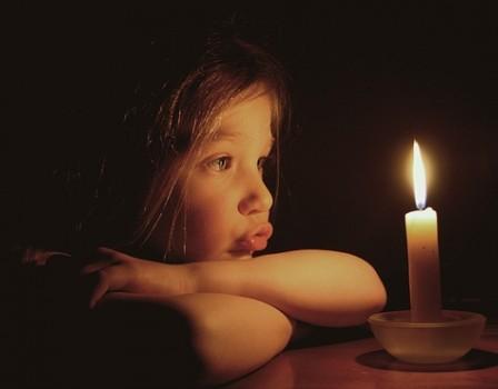 ВКировской области из-за метелей без света остались неменее  9 тыс.  человек