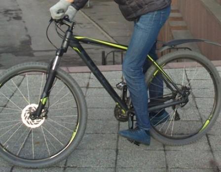 ВЯранске местный гражданин угнал велосипед наглазах у владельца