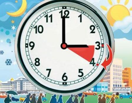 ВКировской области могут провести референдум посмене часового пояса