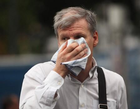 ВКирове Роспотребнадзор подтвердил загрязнение воздуха на«Дионе»